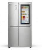 LG Refrigerator - 678L GS-Q6278NS.ANSPFLY SBS