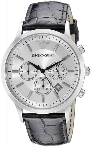 Armani Watch Emporio Men's Ar2432 Chronograph dexBCro