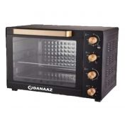 Danaaz Electric Oven - EO-45BK