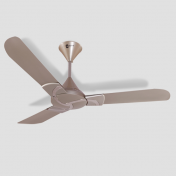 Orient Curl 48'' Ceiling Fan - Brown